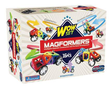 Конструктор Magformers Магнитный Wow set