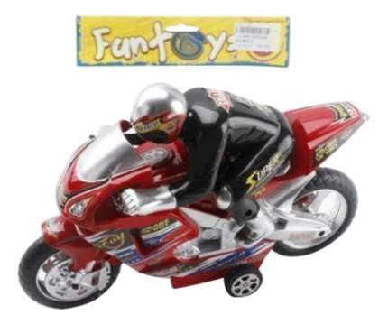 Мотоцикл Fun Toys Мотоцикл красный