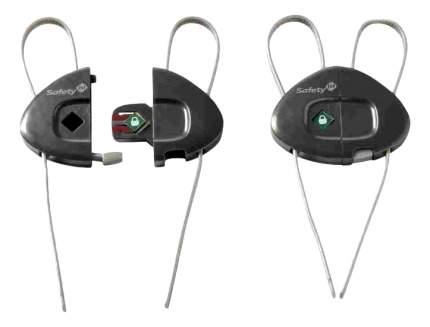 Блокирующее устройство для мебели Safety 1St, серый
