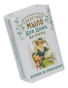 Мыло детское Тм Для Детей Кремъ И Ромашка 190