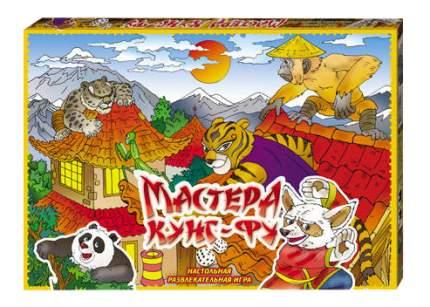 Семейная настольная игра Лапландия Мастера-Кунгфу 99858