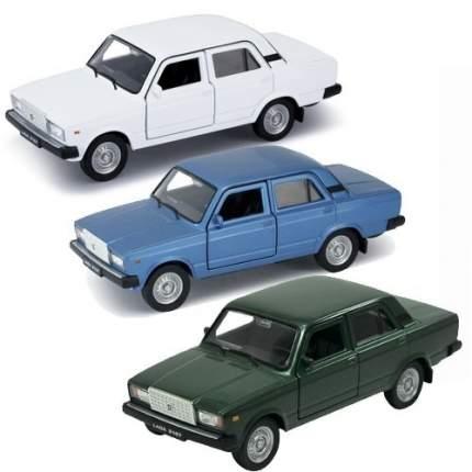 Модель машины Welly 1:34-39 Lada 2107 цвет в ассортименте
