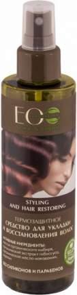 Средство для укладки и восстановления волос EO LABORATORIE Термозащитное, 200 мл