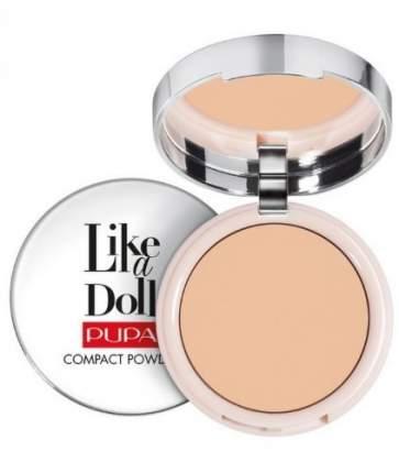 Компактная пудра PUPA Like A Doll Compact Powder, тон №003 Natural Beige (50030003)