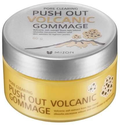 Пилинг для лица Mizon Push Out Volcanic Gommage 60 г