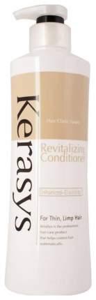 Кондиционер для волос KeraSys Hair Clinic System Revitalizing 180 мл