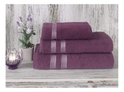 Банное полотенце KARNA фиолетовый