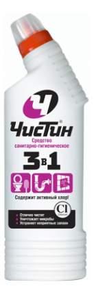 Универсальное чистящее средство Чистин санитарно гигиеническое средство 3в1 750 мл