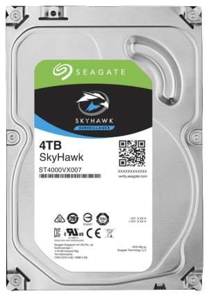 Внутренний жесткий диск Seagate skyhawk 4TB (2DT166-300)