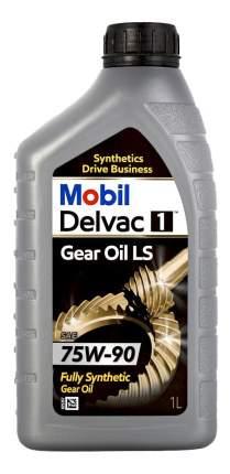 Трансмиссионное масло Mobil Delvac 1л 153469