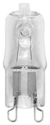 Лампа галогенная (00573) G9 40W капсульная прозрачная JCD-CL-40/G9