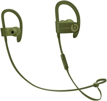 Беспроводные наушники Beats Powerbeats3 Green