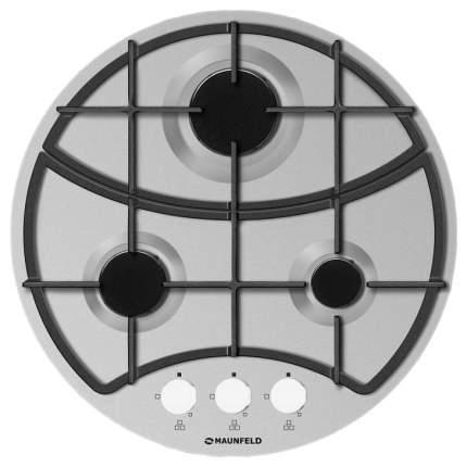 Встраиваемая варочная панель газовая MAUNFELD MGHS 53 71S Silver