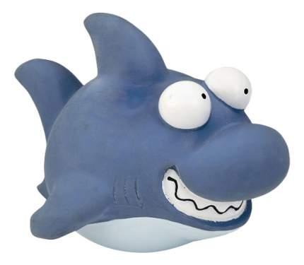 Жевательная игрушка для собак Beeztees Акула, длина 19 см
