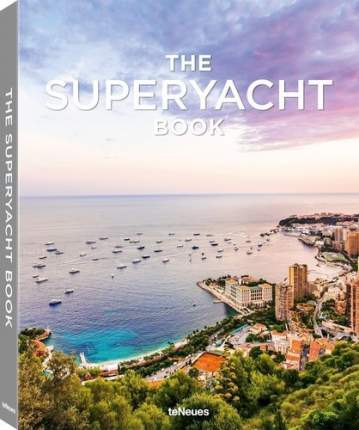 Книга The Superyacht Book