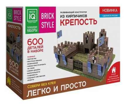 Конструктор деревянный Каррас Крепость
