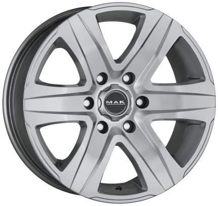 Колесные диски MAK Stone 6 R16 6.5J PCD6x130 ET62 D84.1 (F65606SSI62M5)
