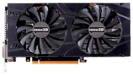 Видеокарта Inno3D Twin GeForce GTX 1060 (N106F-5SDN-N5GS)