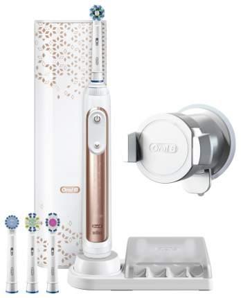 Зубная щетка Braun Oral-B Genius 9000/D701.545.6XC Rose Gold