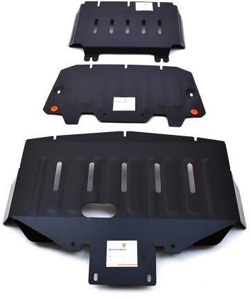 Защита кпп ALFeco для Hyundai (alf1035st)