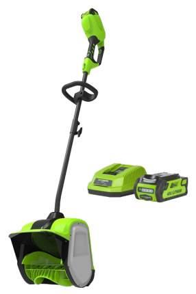 Аккумуляторный снегоуборщик Greenworks GES40-SET 2600807UA (Акб и Зу в комплекте)