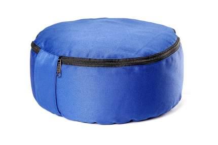 Подушка для йоги RamaYoga Spiritual, синий