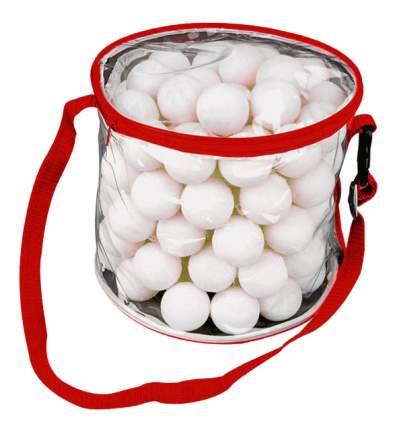 Мячи для настольного тенниса Hawk HKPPT6094 белые, 100 шт.