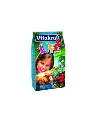 Корм для морских свинок Vitakraft Life Wellness 0.6 кг 1 шт