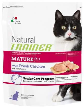 Сухой корм для кошек TRAINER Natural Mature, для пожилых, курица, 0,3кг