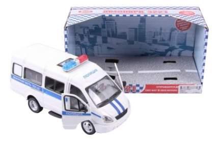 Машина спецслужбы Play Smart Газель микроавтобус Полиция