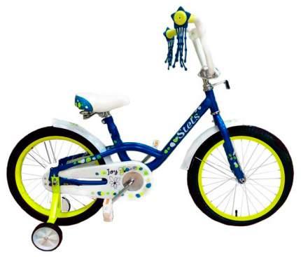 Велосипед STELS Joy 18 2017 onesize Joy 18 морская волна/белый LU087447