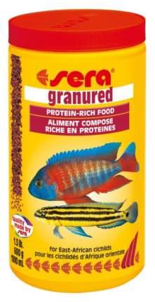 Корм для рыб Sera, гранулы, 600 г, шт