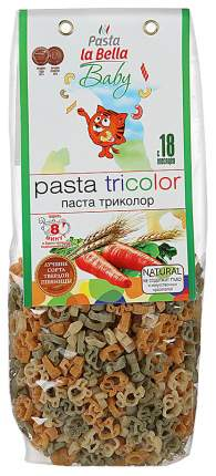 Макароны Pasta La Bella Baby Триколор 250 г