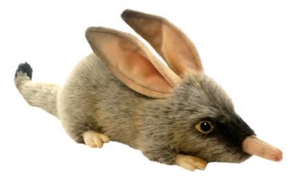 Мягкая игрушка Hansa Кролик Билби 35 см Серый Синтепон 2780