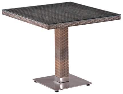 Стол Afina T503SG-W1289-80х80 Pale