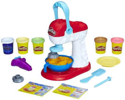 Набор для лепки из пластилина Hasbro Play-Doh Миксер для конфет E0102
