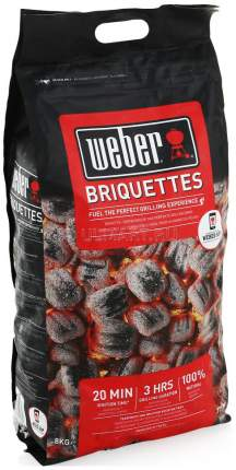 Угольные брикеты Weber 16034 3 кг