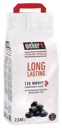 Угольные брикеты Weber LongLasting 17759 2,5 кг