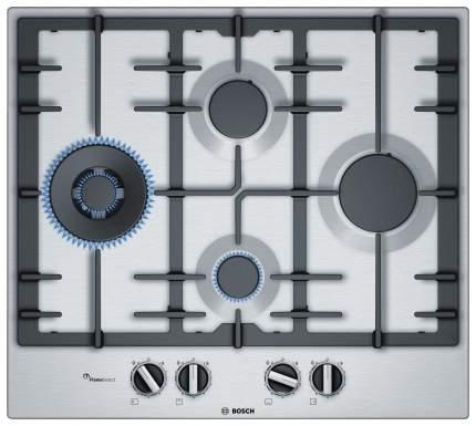 Встраиваемая варочная панель газовая Bosch PCI6A5B90R Silver