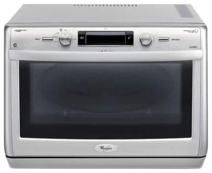 Микроволновая печь с грилем и конвекцией Whirlpool JT 379 IX grey