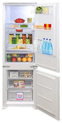 Встраиваемый холодильник Zigmund & Shtain BR 03.1772 SX White