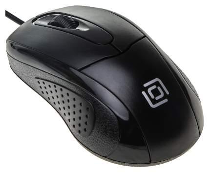 Проводная мышка OKLICK 305M Black