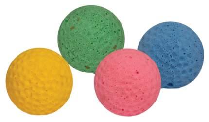 Игрушка для кошек Triol Мяч для Гольфа, в ассортименте, 40 мм