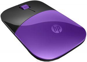 Беспроводная мышка HP Z3700 V Black/Violet (X7Q45AA)