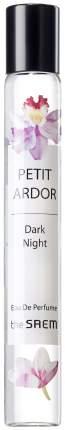 Парфюмерная вода The Saem Petit Ardor Dark Night 10 мл