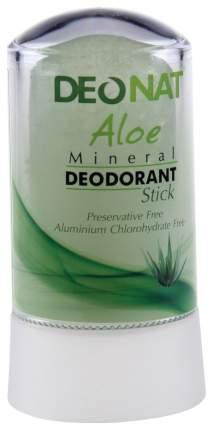 Дезодорант DeoNat С соком алоэ 60 г
