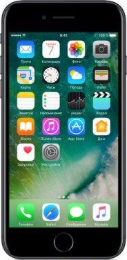 Смартфон Apple iPhone 7 128GB Black FN922RU/A восстановленный
