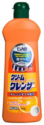 Крем чистящий Funs orange boy универсальный с ароматом апельсина 400 мл