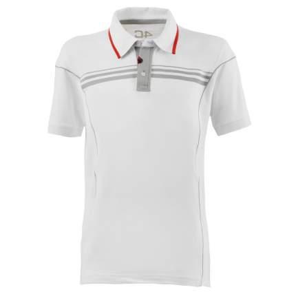 Мужская рубашка поло Alfa Romeo 4C 5916718 White