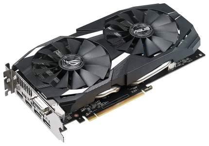 Видеокарта ASUS Dual Radeon RX 580 (DUAL-RX580-O8G)